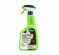 moss and algae surface cleaner