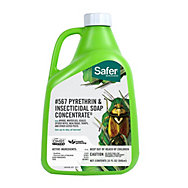 Safer® Brand Insecticidal Soap & Pyrethrin Concentrate 32oz