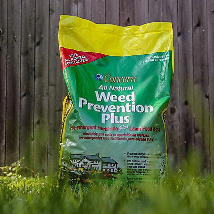 Concern Weed Prevention Plus 8 2 4 25lb Safer Brand 97185