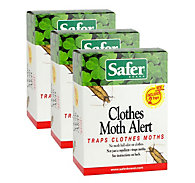 6 Traps - Safer® Brand Clothes Moth Trap
