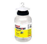 Victor® Fly Magnet® Reusable Trap With Bait 1gal
