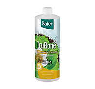 TruBone+ (6-20-0) Hydroponic Nutrient Fertilizer Liquid Concentrate - 32 oz By Safer® Brand