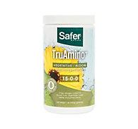 TruAmino+ (15-0-0) Hydroponic Nitrogen Nutrient Fertilizer Granular - 1 lb | Safer® Brand