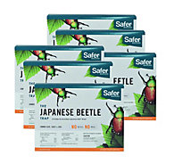 6 Pack - Safer® Brand Japanese Beetle Trap